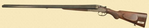 BAYARD SXS  SIDELOCK SHOTGUN - Z48297