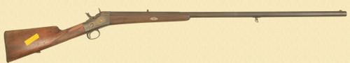 Husqvarna 12 ROLLING BLOCK SHOTGUN - C49179