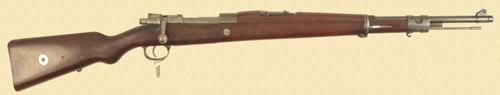 DWM  MODEL 1908 URAGUAYAN CONTRACT - D16457