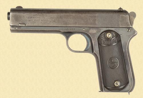 COLT 1903 POCKET HAMMER - D33918