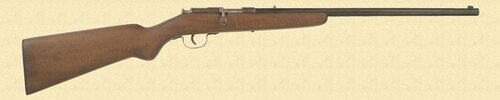 GERMAN SINGLE SHOT RIFLE - Z14161