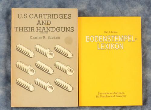 SET OF 2 CARTRIDGE BOOKS - C39182