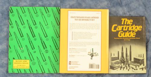SET OF 3 CARTRIDGE/AMMUNITION BOOKS - C39184