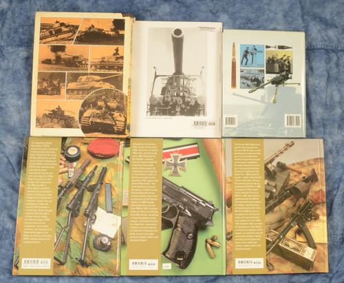 SET OF 6 MISC BOOKS - C39191
