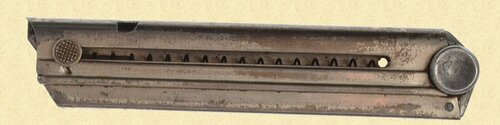 LUGER POLICE MAGAZINE - C28158