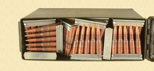AMMO CAN 340 RNDS 7.62X54R - C49493