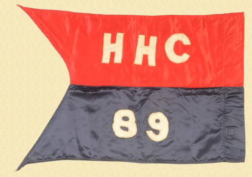 U.S. WW II 89TH BANNER - C41347