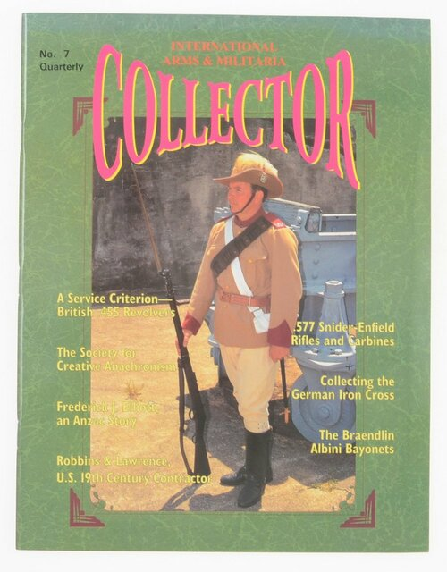 International Arms & Militaria Collector No. 7