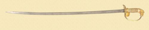 GERMAN IMPERIAL NAVY SWORD - M7204