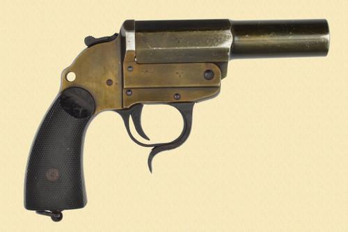 GERMAN FLARE GUN - C37602