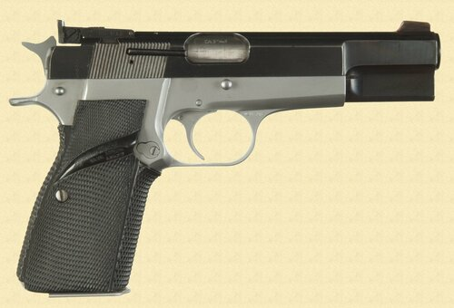 BROWNING HI POWER - C11640