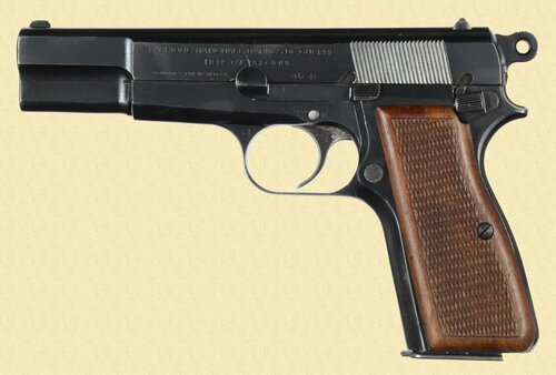 BROWNING HI POWER - Z19110