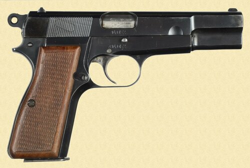BROWNING HI POWER - Z19110