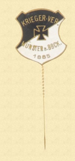 GERMAN STICK PIN - C10754