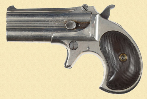 REMINGTON DOUBLE DERRINGER - C16436