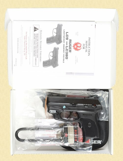 RUGER LC9 - D12929