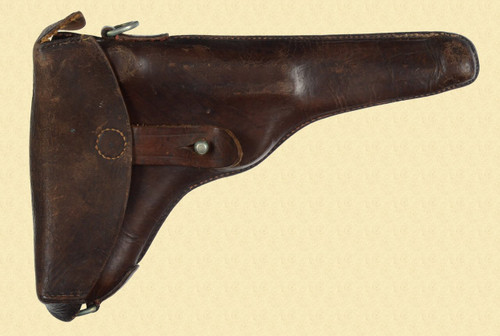 SWISS MILITARY LUGER HOLSTER - M6114