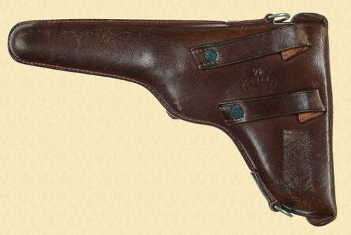 SWISS MILITARY M1906 LUGER HOLSTER - M6121