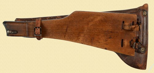 LUGER LP08 ARTILLERY SHOULDER STOCK - C24153