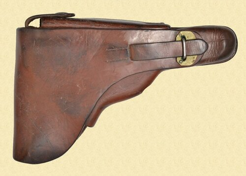 BULGARIAN 1908 LUGER HOLSTER - C28608
