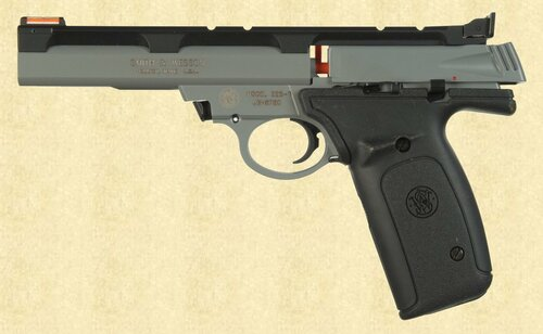 S & W MODEL 22S-1 - D9044