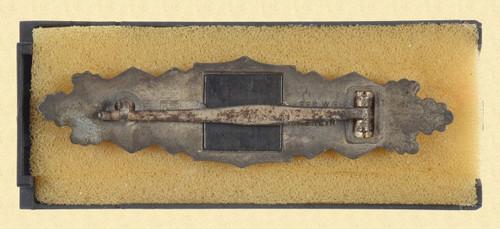 GERMAN WW2 CLOSE COMBAT CLASP - M6078