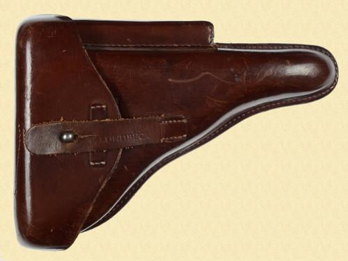 SWEDISH BANNER LUGER HOLSTER - M5681