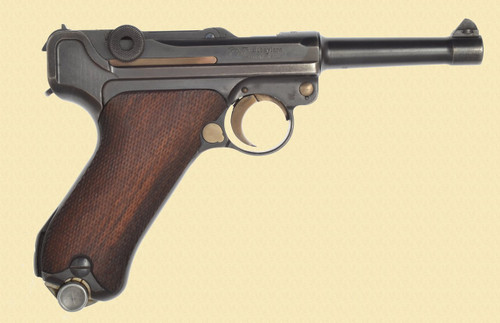 MAUSER 1936 BANNER TURKISH CONTRACT - C27810
