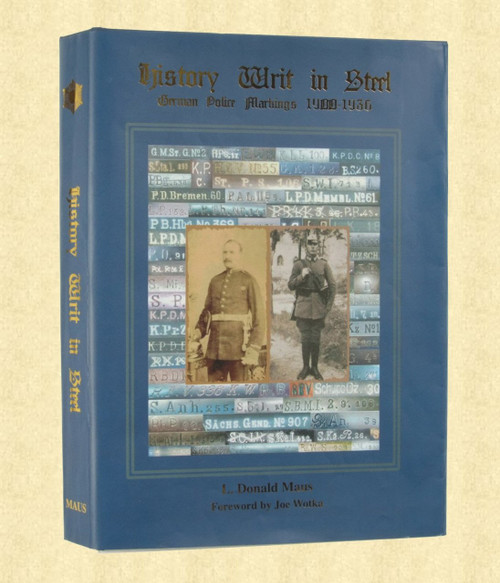 HISTORY WRIT IN STEEL, STANDARD EDITION - K1137