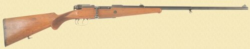 HAENEL 1909 SPORTING RIFLE - C26635