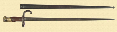 FRENCH M1871 BAYONET - C13145