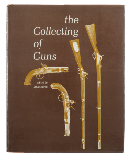 GUN COLLECTOR BOOKS LOT OF 3 - C17748