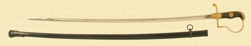 GERMAN DRESS SWORD - M4225