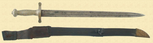 FRENCH ARTILLERY SWORD - M3322