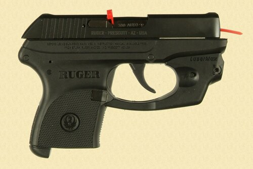 RUGER LCP - D12345