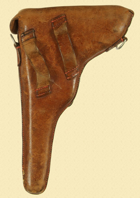 SWISS M1900 LUGER HOLSTER - M4739
