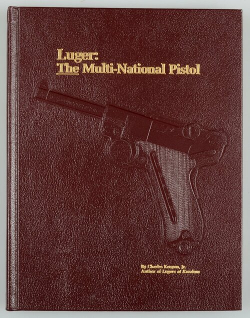 Luger: The Multi-National Pistol  Deluxe Edition