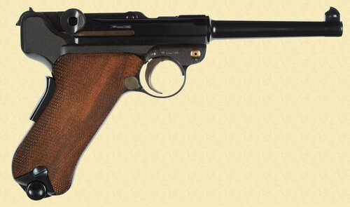 MAUSER 1900 BULGARIAN COMMEMORATIVE - Z24061