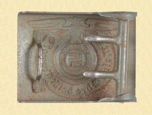 GERMAN SS BELT BUCKLE - M5259