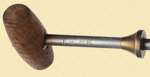 LUGER P.08 CLEANING ROD - M6483