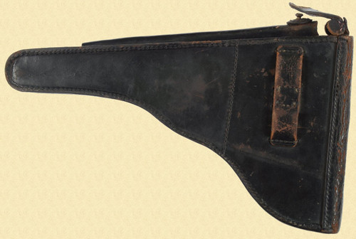 LUGER P.04 NAVY HOLSTER - M6492