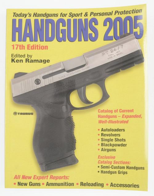 HANDGUNS 2005  17th Ed