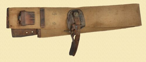 JAPANESE WW II SWORD BELT - D15327