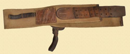 JAPANESE WW II SWORD BELT - D15327