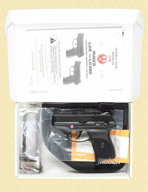 RUGER LC380 - D13123