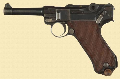 DWM 1923 COMMERCIAL SAFE & LOADED - D10734