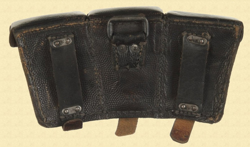 GERMAN WW2 AMMO POUCH - C13833