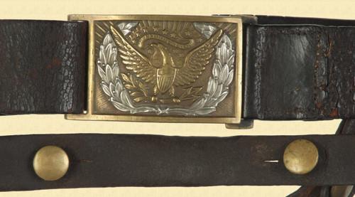 U.S. M1851 Swordbelt - M2673