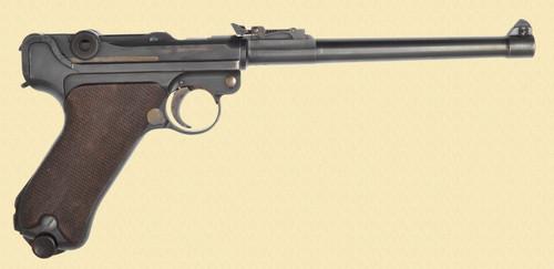 DWM LUGER 1913 ARTILLERY PROTOTYPE - C40460