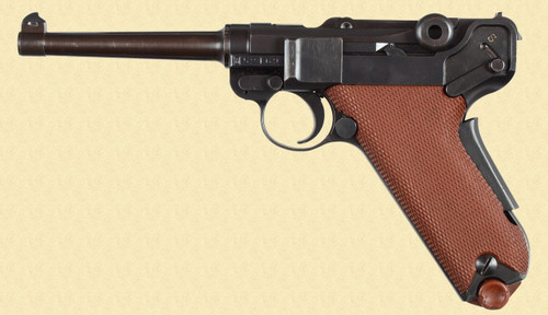 SWISS 1929 BERN RED GRIP - Z20864